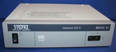 Видеокамеры, осветители, световоды: Karl Storz Telecam DX II