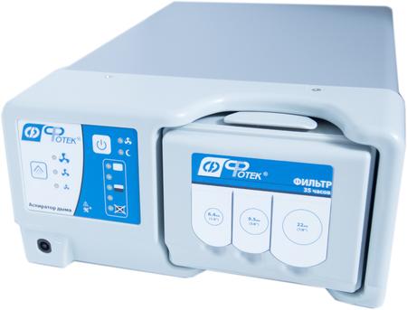 АСДВ Блок аспирации (фильтр, сетевой кабель, пневмопедаль)