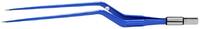 """ЕМ266-3СЕ Биполярный пинцет байонетный конусный антипригарный CLEANTips, длина 210 мм, размер площадки 6 х 0,7 мм, """"евростандарт"""""""