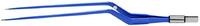 """ЕМ267-1СЕБиполярный пинцет байонетный конусный антипригарный CLEANTips, длина 230 мм, размер площадки 6 х 1 мм, """"евростандарт"""""""