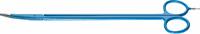 ЕМ300-1 Биполярный инструмент (ножницы деликатные, 28 см, загнутые, коаксиальный разъем)