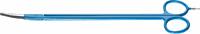 ЕМ300 Биполярный инструмент (ножницы стандартные, 28 см, загнутые, коаксиальный разъем)