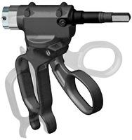 ЕМ318 Биполярный инструмент (лапароскопический, манипуляционный, рукоятка поворотная, ротация 360 град.)
