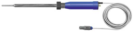 АА205 Узел акустический ультразвуковой (25 кГц) в комплекте с инструментом лапароскопическим и защитным кожухом (ирригация, длина 285 мм)