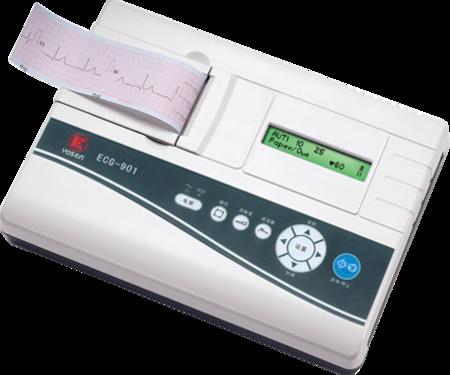 Электрокардиограф KADEN 1-канальный ECG-901A